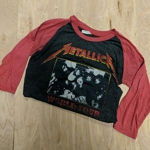 Women's Metallica Shirt